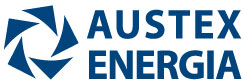 logo of Austex Energia, the engineering company