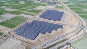 PV Plant in Japan